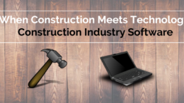 construction meets technology