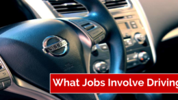 what jobs involve driving