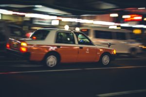 courier drivers, taxi drivers, insurance for courier vehicles